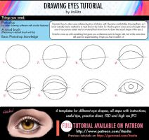 Eye Tutorial by itaXita