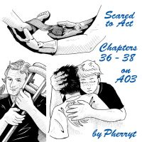 Scared Collage Chapters 35 - 38 by DragonPress
