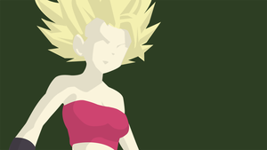 Caulifla - Minimal by NonHoVoglia