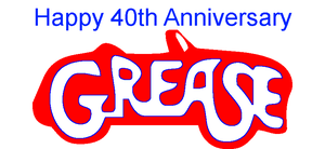 Grease 40th Anniversary by mrentertainment
