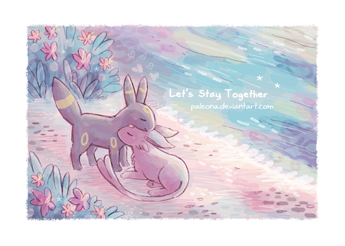 Let's Stay Together by Paleona