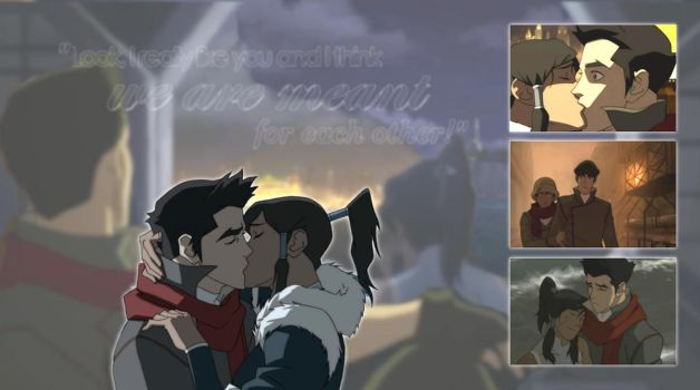Makorra: Meant For Each Other by xXmariisa23Xx