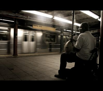 New York's waiting area by CatchMe-22