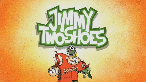 Jimmy Two-Shoes Season 1 Title Card by TheReuplord