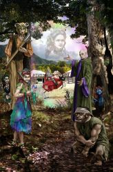Land of the Fae by Duncan-Eagleson
