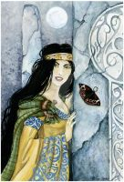 Celtic Queen.. by Acorncupcake