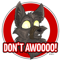 Don't Awooooo! by StarlightsMarti