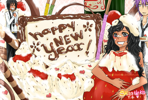 Happy New Year by ShaniNeko