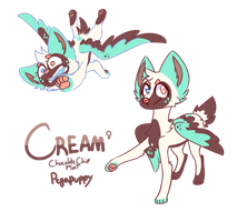 Cream Ref by royalraptors