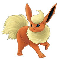 Flareon by InnocentDrive