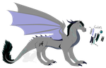 Hatched egg adoptable 7 by secretsnowdragon9999