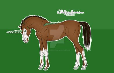 Fantasy Horse Adopt (3) Open by FreyasAdoptables