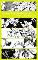 Flower Line textures 10 by mini0714