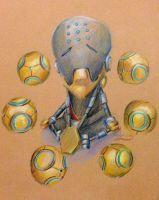 Zenyatta by TheIrishAngel