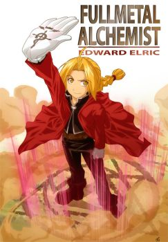 Edward Elric by Misato-Chan