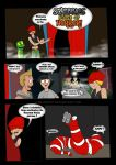 Scribbles vs. The Costume Shop by DR4WNOUT