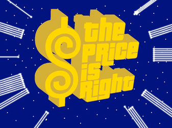 The Nighttime Price Is Right Logo by mrentertainment