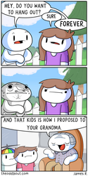 How I Met Your Mother by theodd1soutcomic