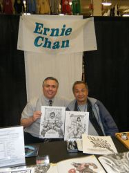 Pittsburgh comic con 2010 by DarkBrainComics