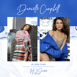 Photopack 3072 // Danielle Campbell by HQSource