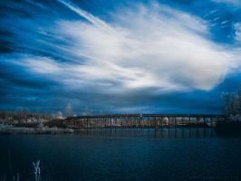 The Universal Bridge (North Side) by KBeezie