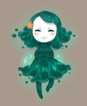 Rain Maker Elemental by ZaraAlfonso