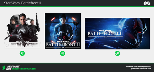 Star Wars: Battlefront 2 - Icon by Crussong