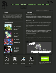 4rt Website by O4x4ca