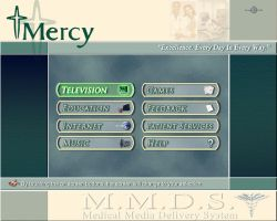 Mercy Hopspital Touchscreen by nathanielwilliam
