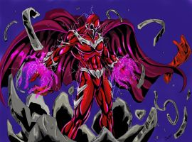 Magneto color by RodneyCJacobsen