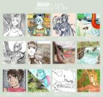 Art Summary Meme:14 by mad-m