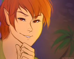 + Peter Pan : Screen cap Redraw + by maplekeurig
