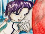 Code Lyoko: Lyoko William  by artdemaurialashawn21