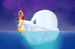 Igloo glou glou by Nooknook