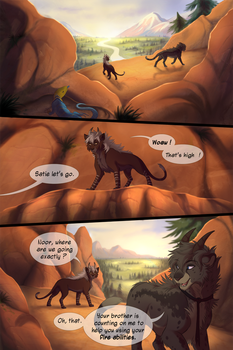 Gravure - Page 1 by Myekaa