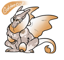 Golden Crisp Gacha Imp Auction by Saiibo