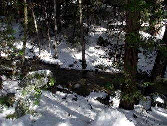 Snowy River Stock by hp-abrasion