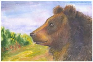Grizzly by IPPO-Lita