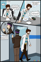YogLabs: Behind Closed Doors - Pg2 by KTechnicolour