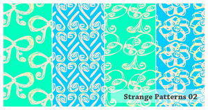 Strange.Patterns 02 by ZeBiii