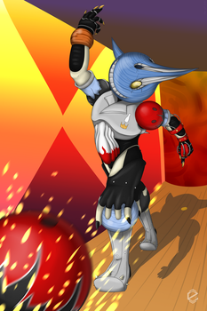 Bowling org | Hexstyle by G3Drakoheart-Arts