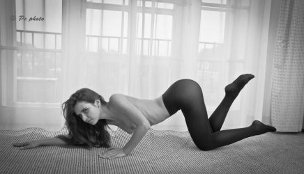 stockings 1 by philippe-art