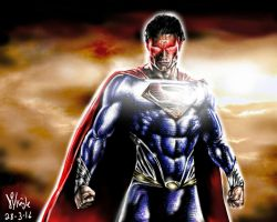 Man of Steel by JPKegle