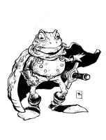 Frog by TimKelly