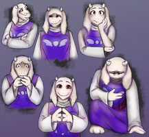 Have some goat mom by Gege900