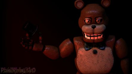 [SFM/FNaF] The First Chapter by PixelKirby340