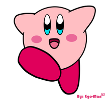 Kirby The Puffball by Ego-Man25