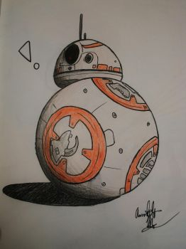 BB8 by AnnabethLovegd