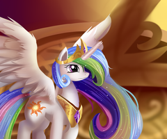 Celestia by Incinerater