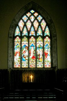 Stained Glass 4 by SusieStock